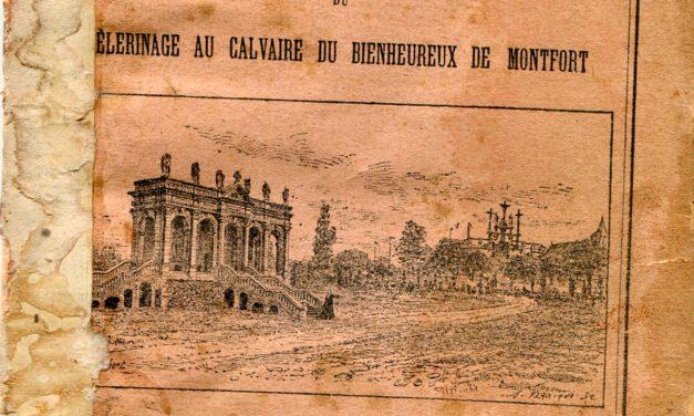 Il était une fois : le Calvaire de Pont-Château – Notes historiques