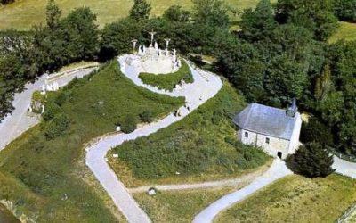 Il était une fois :  le Calvaire de Pont-Château