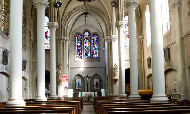 Messes – Temps de prières – Confessions