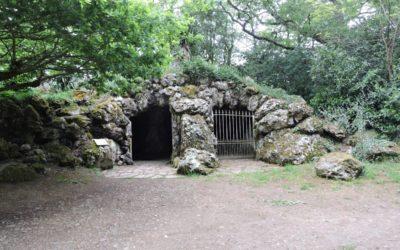 La grotte de l'Agonie